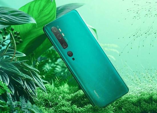 Biểu hiện nhận biết Xiaomi Mi Note 10 Pro hư loa trong