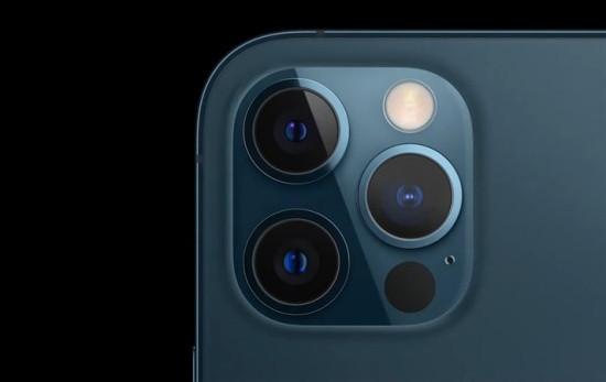 Camera iPhone 12 Pro Max bị đơ