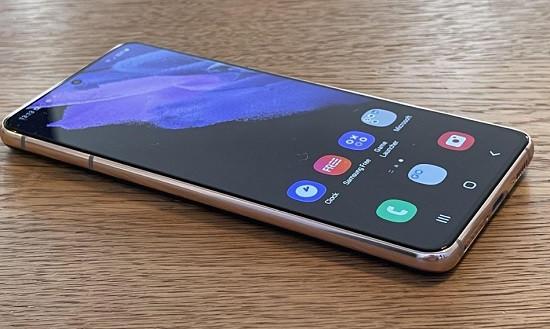 Dấu hiệu nhận biết Samsung S21 hư loa trong