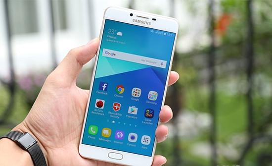 Dịch vụ thay mặt kính Samsung C9 Pro