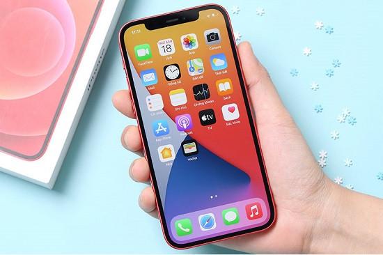 Điện thoại iPhone 12 bị sập nguồn bật không lên