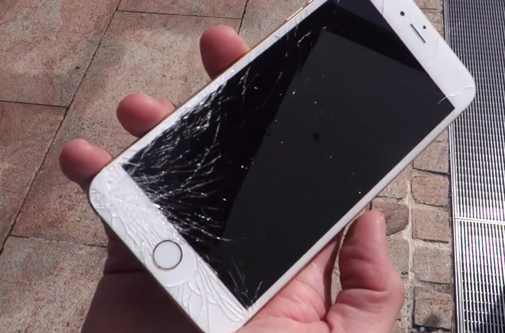 iPhone 6 Plus hư loa trong