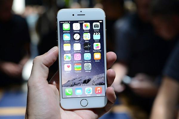 iPhone 6 Plus mất rung