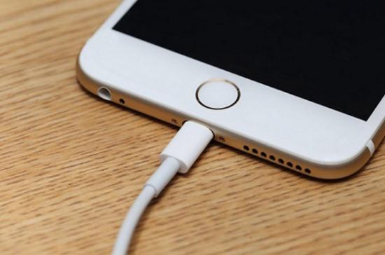 iPhone 6s hư đuôi sạc