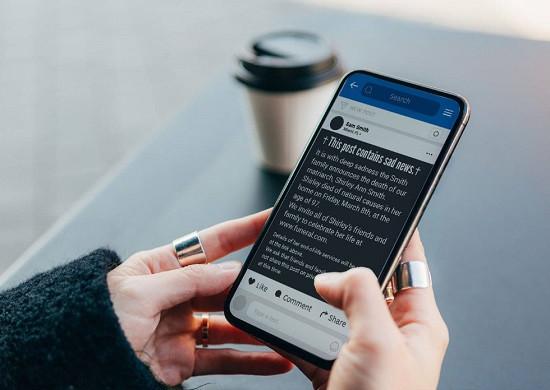 iPhone không hiển thị thông báo Facebook