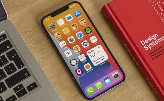Xử lý lỗi iPhone 12 Pro Max không tải được ứng dụng