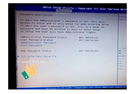 Khắc phục lỗi máy tính không nhận USB Boot