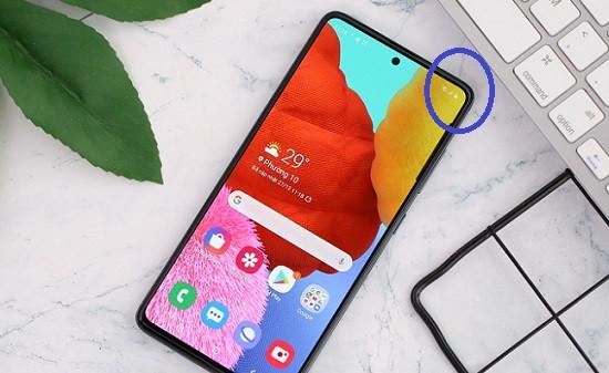 Khắc phục Samsung A51 không gửi được tin nhắn