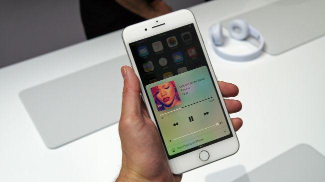 Loa ngoài iPhone 7 Plus bị hư hỏng
