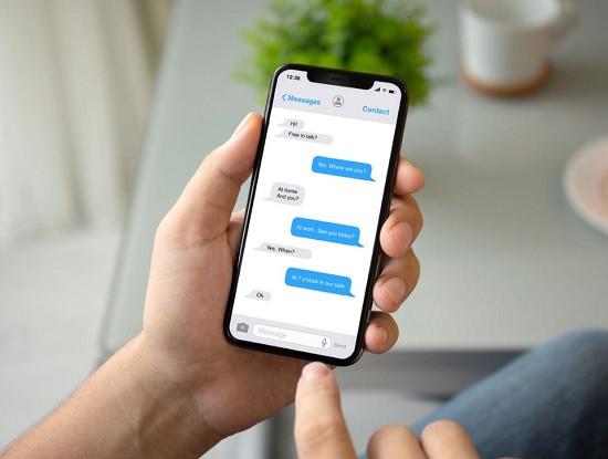 Lỗi không kiểm tra được trung tâm tin nhắn iPhone