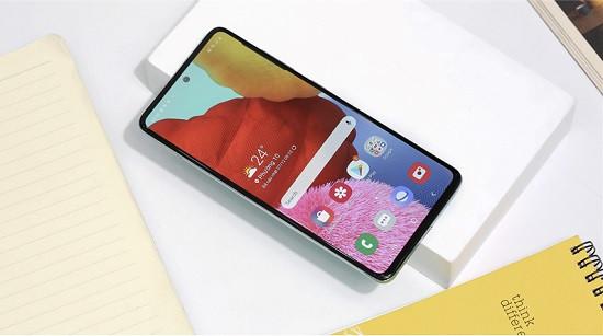 Lỗi Samsung A51 không gửi được tin nhắn