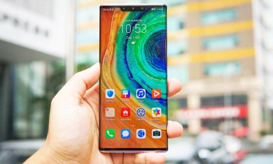 Màn hình Huawei Mate 30 Pro