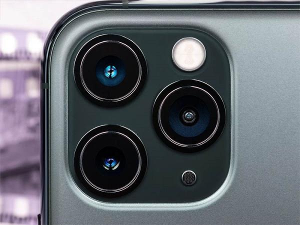 Nguyên nhân camera iPhone bị lóa sáng