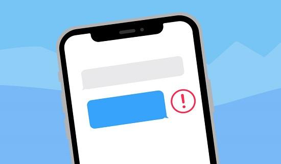 Nguyên nhân không kiểm tra được trung tâm tin nhắn iPhone