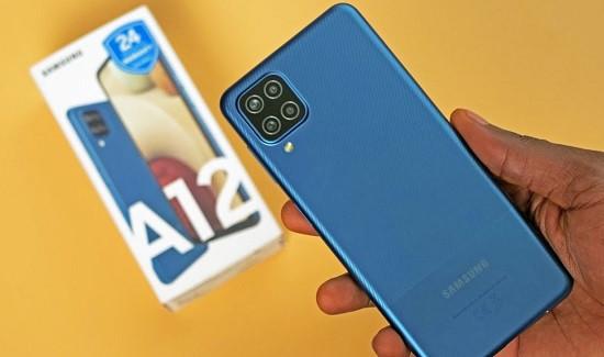 Cách nhận biết Samsung A12 hư camera sau