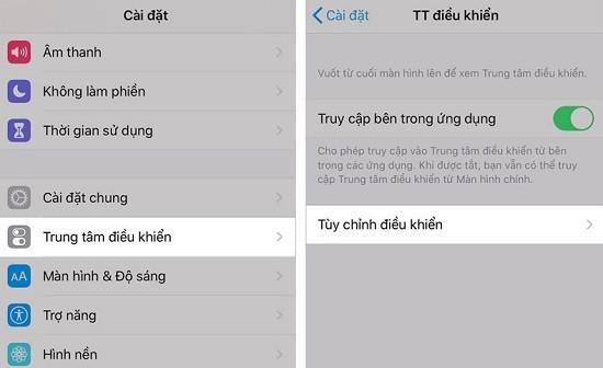 Cách tăng cỡ chữ trên iPhone