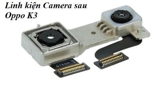 Thay camera sau Oppo K3 uy tín giá rẻ