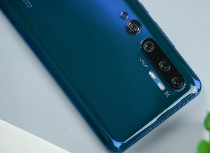 Thay camera sau Xiaomi Mi note 10 uy tín