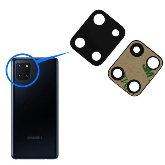Thay kính camera Samsung Note 10 Lite