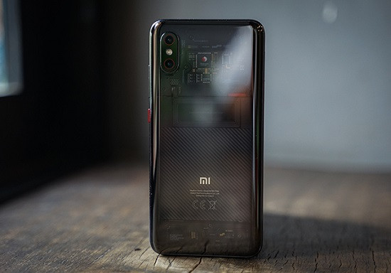 Thay kính camera Xiaomi Mi 8 Pro chất lượng cao