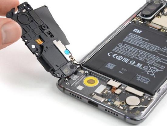 Thay loa ngoài Xiaomi Mi 9 uy tín chất lượng