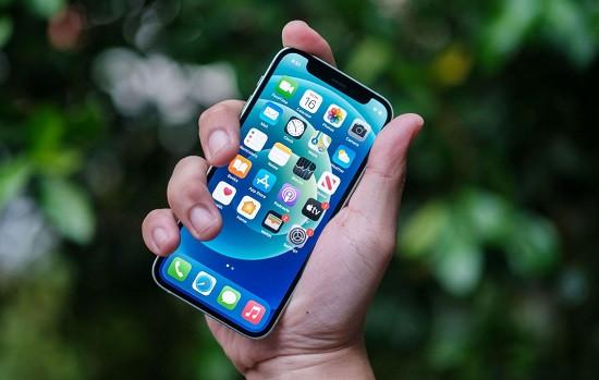Dấu hiệu loa trong iPhone 12 Mini hư loa trong