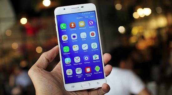 Thay màn hình Samsung J7 Prime uy tín