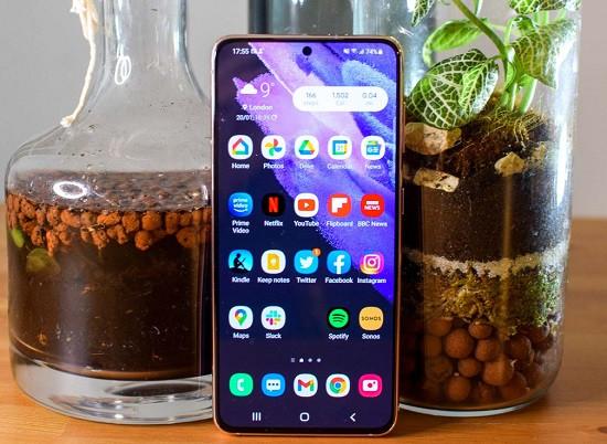 Thay màn hình Samsung S21 chất lượng cao