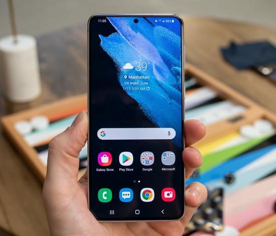 Thay màn hình Samsung S21 uy tín, giá tốt