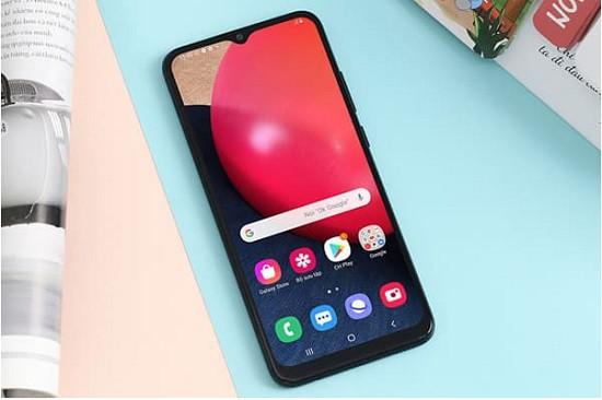 Thay mặt kính Samsung A02s chất lượng cao