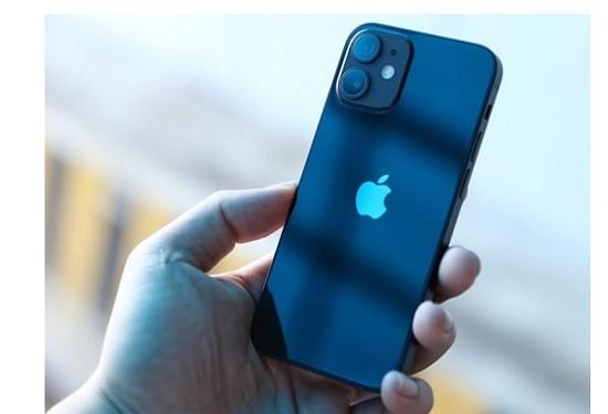 Thay mặt kính sau iPhone 12 Mini chất lượng cao