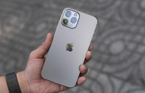Thay mặt kính sau iPhone 12 Pro Max