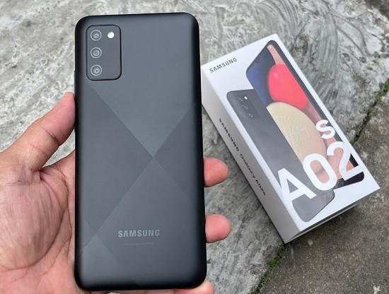 Thay pin Samsung A02s chất lượng giá rẻ