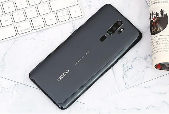 Thay vỏ Oppo A5 2020 giá rẻ uy tín