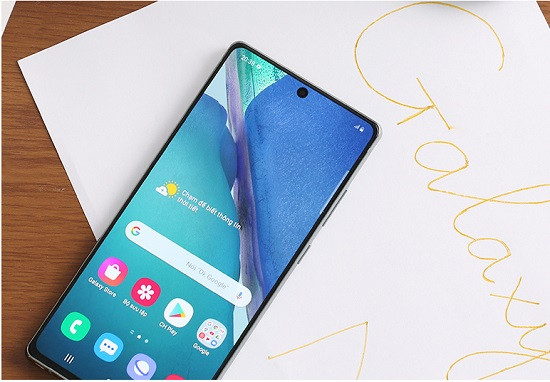 Điện thoại Samsung bị xung đột phần mềm