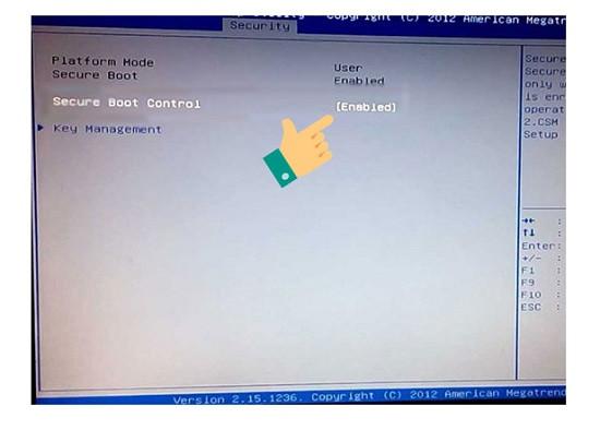Xử lý lỗi máy tính không nhận usb boot
