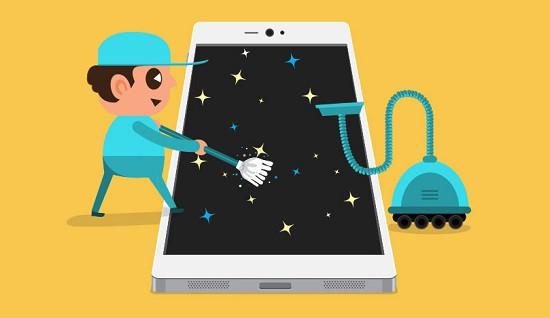 Có nên sử dụng ứng dụng dọn rác cho Android?