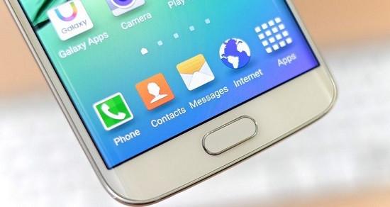 Để ảnh danh bạ Samsung
