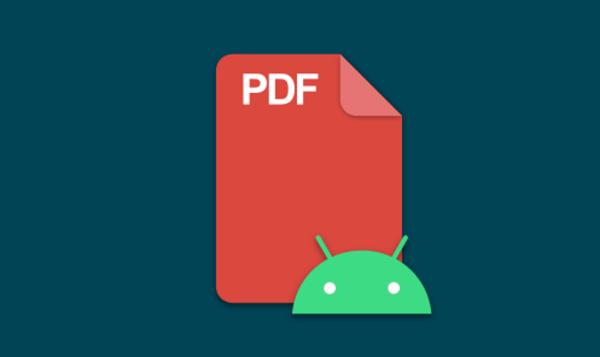 Đọc file PDF trên Android bị lỗi font