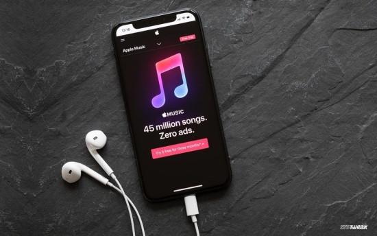 Nhạc tải về iPhone lưu ở đâu?