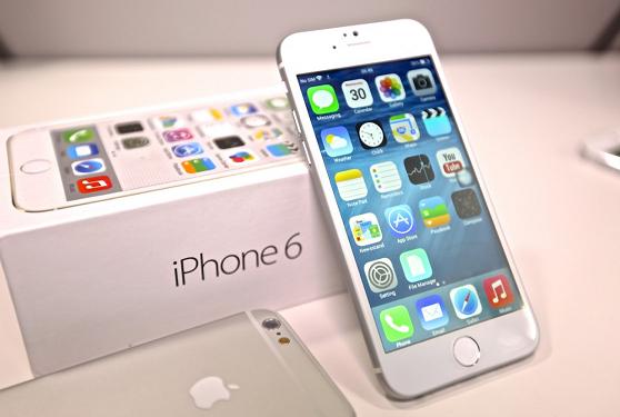 Hiện tượng iPhone 6 cảm ứng lúc được lúc không