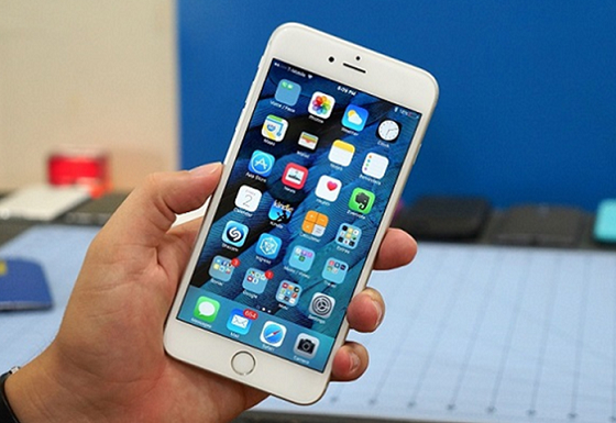 iPhone 6 Plus mất loa ngoài