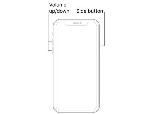 Khắc phục iPhone 12 Pro Max đơ màn hình