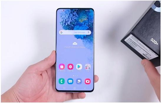 Khắc phục Samsung S20 Plus sóng yếu