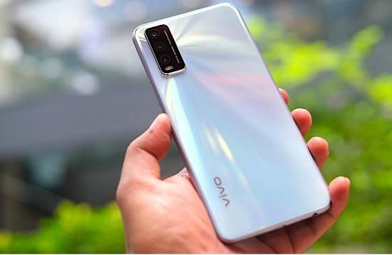 Kiểm tra pin điện thoại Vivo