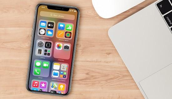 Lỗi iPhone bị mất thanh trạng thái