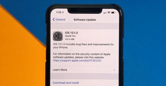 Nguyên nhân iPhone bị lỗi Reset Counter