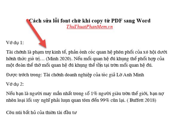 Nguyên nhân đọc file PDF trên Android bị lỗi font