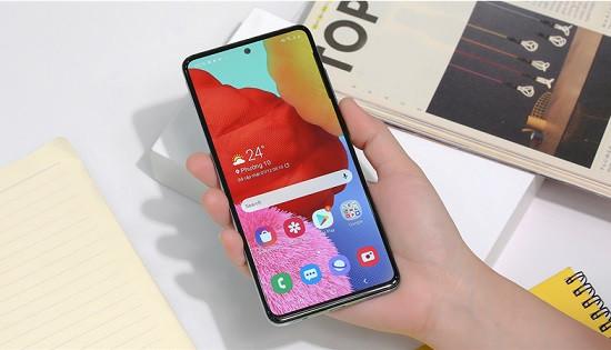 Nguyên nhân Samsung A51 không tắt được màn hình