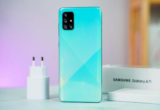 Nguyên nhân Samsung A71 không nhận sạc